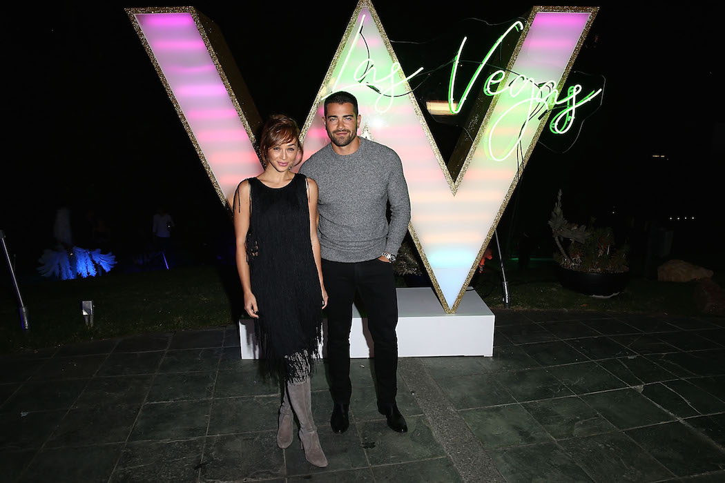 LOS ANGELES, CA - NOVEMBER 02:  Jesse Metcalfe and Cara Santana attend the W Las Vegas Preview Event in Los Angeles at W Los Angelesâ West Beverly Hills on November 2, 2016 in Los Angeles, Californi  (Photo by Joe Scarnici/Getty Images for W Las Vegas)