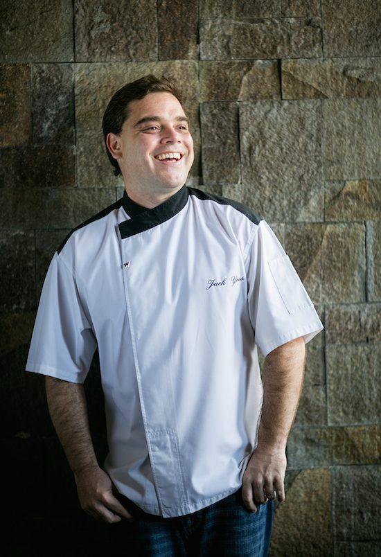 Jack Yoss - Director of Culinary