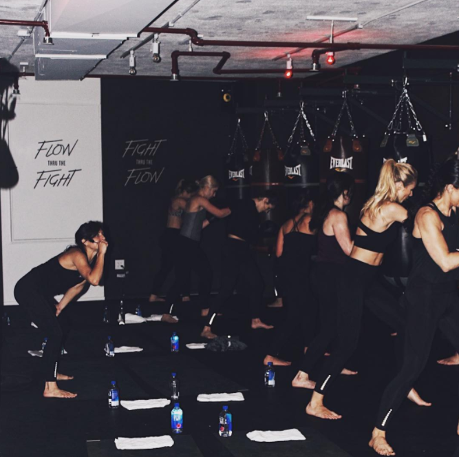nyc workout classes