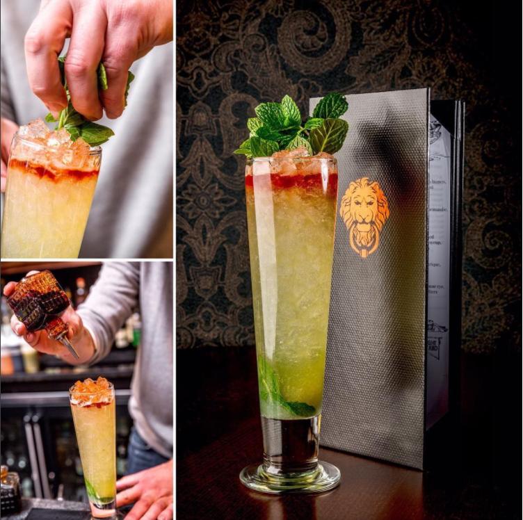 boston cocktails