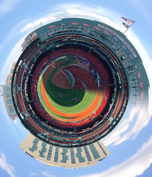 best baseball stadiums