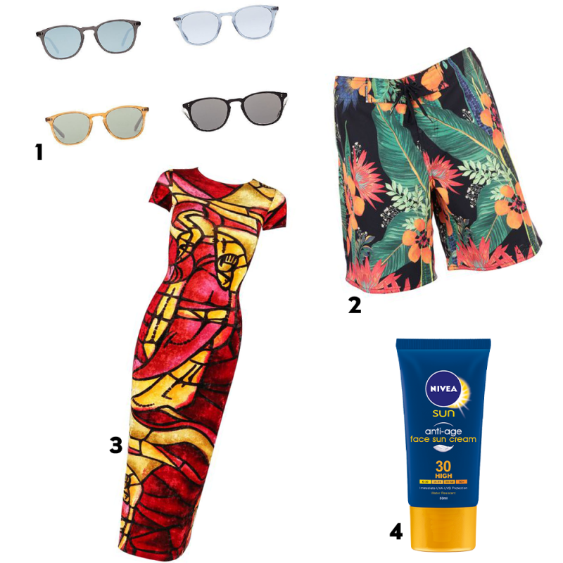 south-beach-packing-list