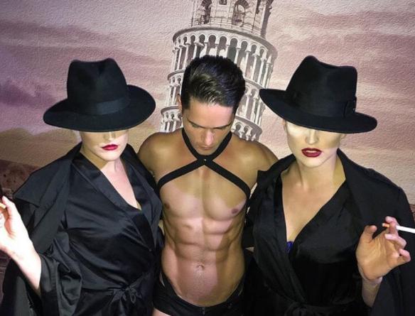 london burlesque