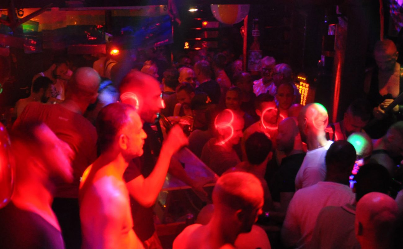 amsterdam gay clubs