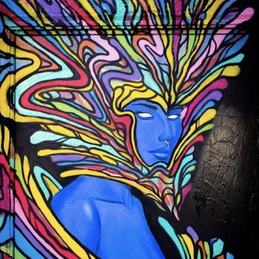 Clarion Alley Street Art