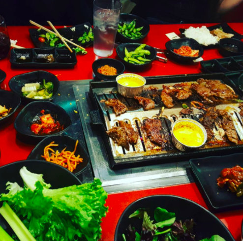 Gangnam Asian BBQ Dining