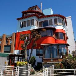 La Chascona - Pablo Neruda's House