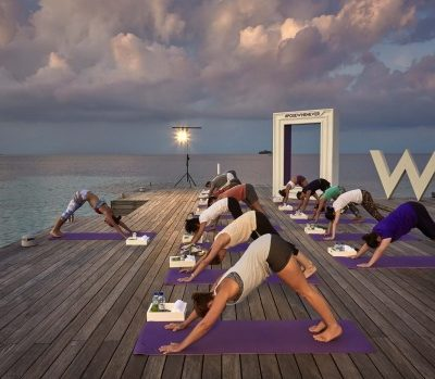 W yoga