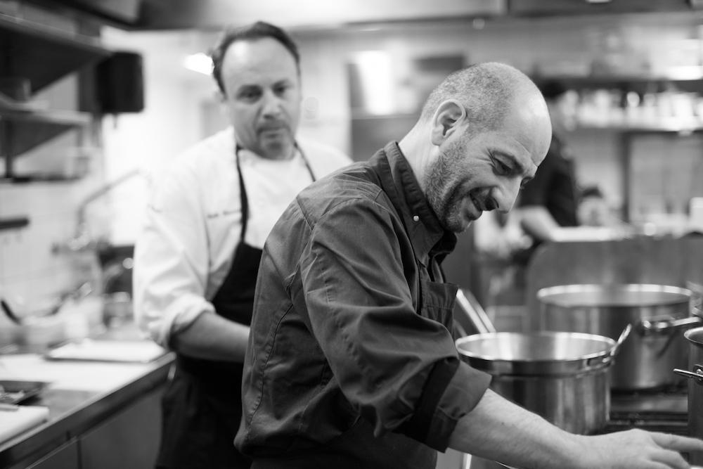 Chef Herve Rodriguez