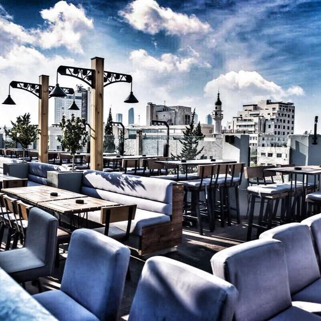 District Urban Rooftop