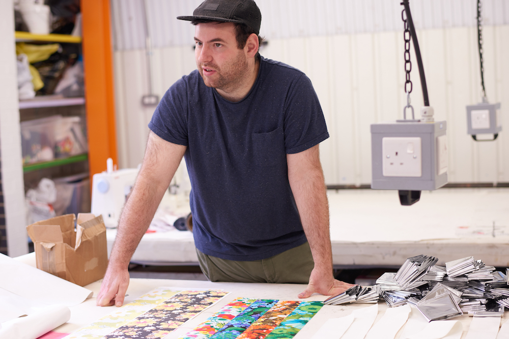 Richard.Quinn-in-his-studio