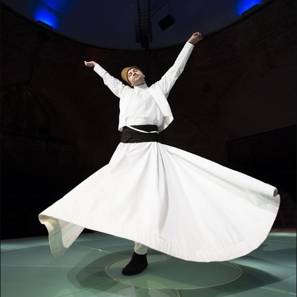 The Whirling Dervishes Show