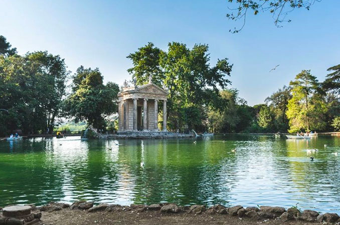 rome-villa