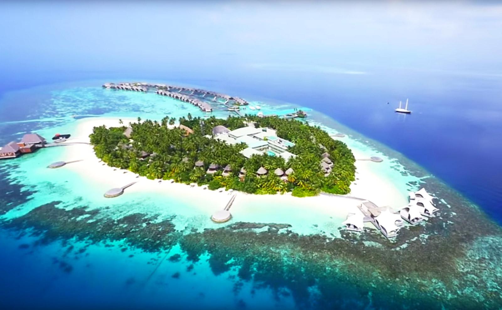 Explore W Retreat Amp Spa Maldives