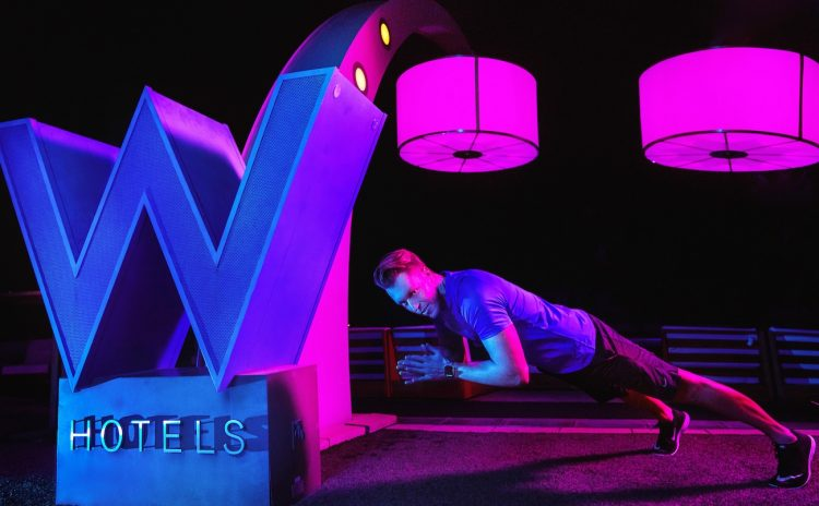 Fuel - W Hotels / The Angle - Life with a W Slant