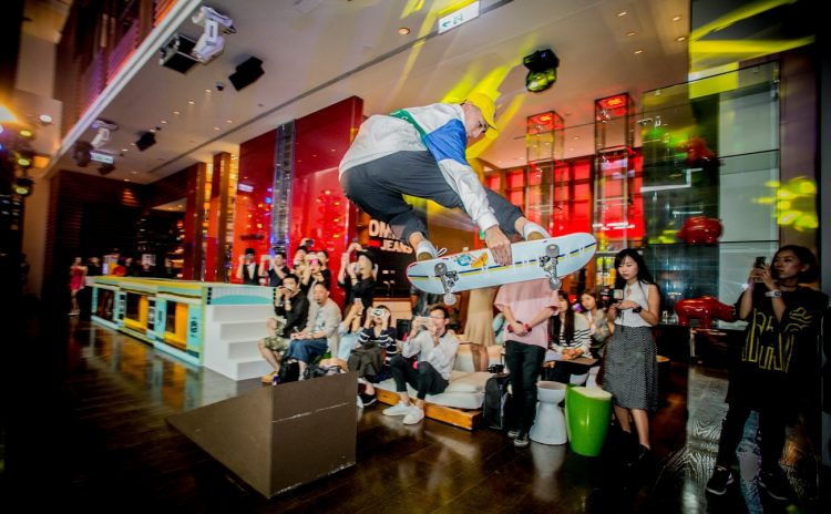 5cc5b45ca3b3 W Taipei Says Ciao! to WOOBAR with Street Art Skate Park Pop-Up